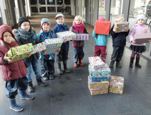 """Aktion """"Kleiner Prinz"""" – Auch der Franziskus-Kindergarten hilft mit"""