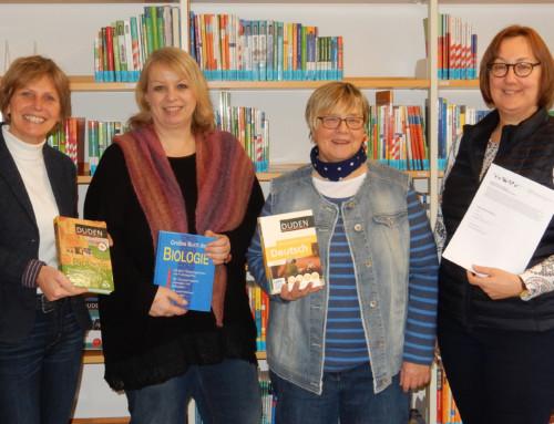 BRS schließt Kooperationsvertrag mit Stadtbücherei