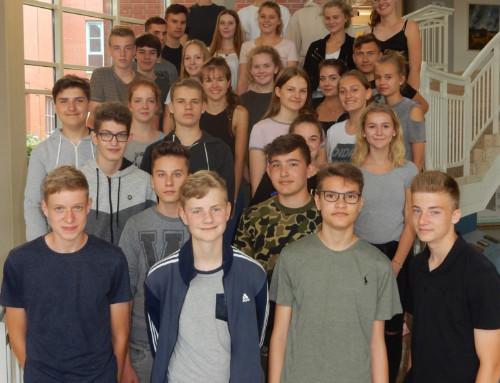 9er SW-Kurs besucht die DASA-Ausstellung in Dortmund