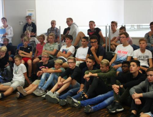 Zum Schüleraustausch nach China und in die Schweiz