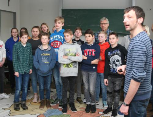 Schüleraustasch geplant: Das PolenMobil macht Station an der BRS