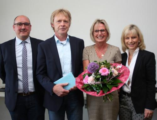 Offizielle Einführung von Frau Tennstedt als Schulleiterin