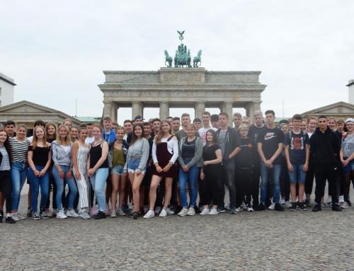 Berlin-Fahrt der SW-Kurse