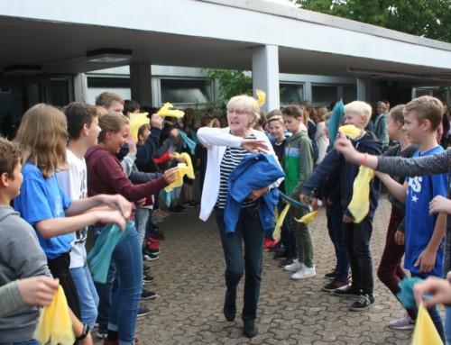 Monika Wilbert nach 42 Jahren in den Ruhestand verabschiedet