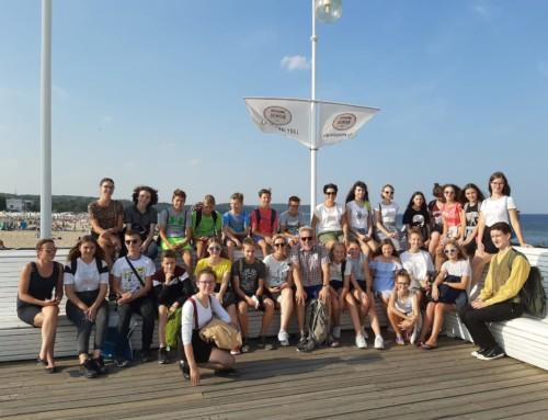 Deutsch-Polnischer Schüleraustausch: Fahrt zum internationalen Begegnungsprojekt in Danzig