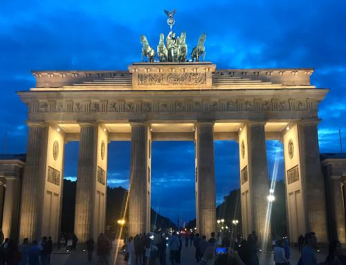 Berlin-Fahrt der 9er