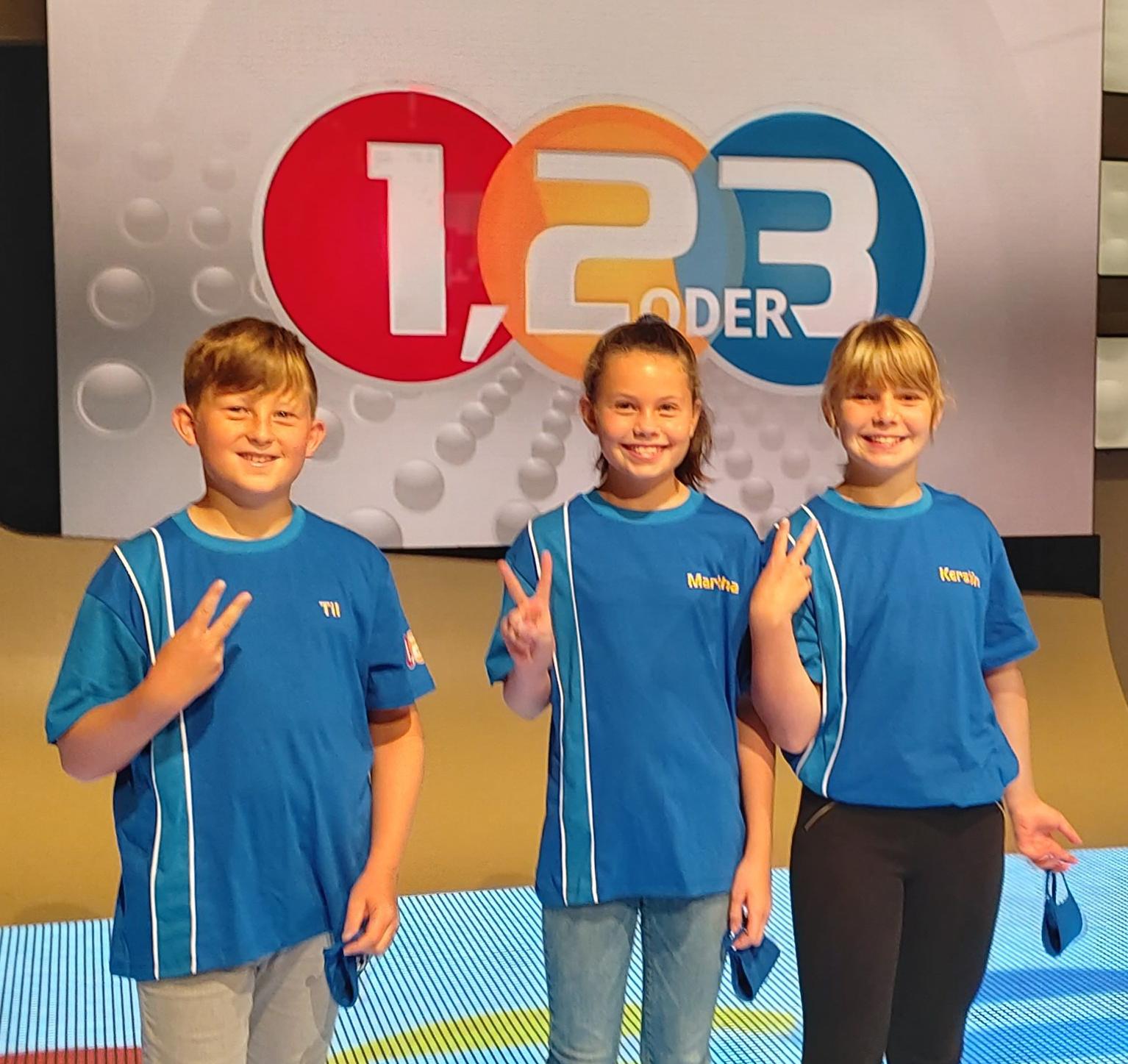 Die 6a kommt ins Fernsehen – Auftritt bei 1,2 oder 3 wird am Sonntag bei Kika ausgestrahlt
